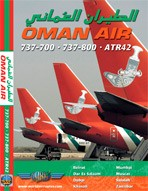 Just Planes DVD - Oman Air 737 and ATR42