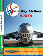 Just Planes DVD - Silk Way Ilyushin 76