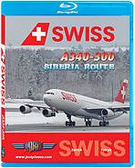 Just Planes BluRay - Swiss A340-300 Siberia Route