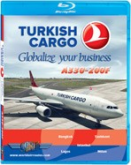 Just Planes BluRay - Turkish Cargo A330-200F
