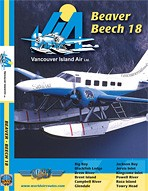Just Planes DVD - Vancouver Island Air Beech 18