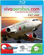Just Planes BluRay - VivaAerobus 737-300