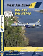 Just Planes DVD - West Air Europe BAe ATP & BAe HS748