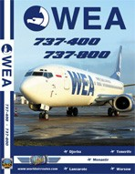 Just Planes DVD - White Eagle Aviation 737s