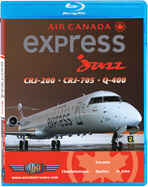 Just Planes Bluray - Air Canada Express Jazz