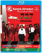 Just Planes BluRay - Kenya Airways 787 Dreamgirls