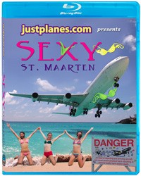 Just Planes BluRay - Sexy St. Maarten