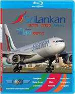 Just Planes BluRay - Sri Lankan A320/A330/Twin Otter