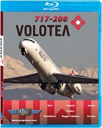 Just Planes BluRay - Volotea 717-200