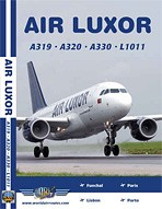 Just Planes DVD - Air Luxor A319/320/330 + L1011