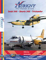 Just Planes DVD - Aurigny - The Channel Airline