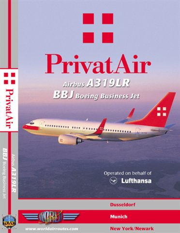 Just Planes DVD - PrivatAir