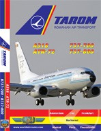 Just Planes DVD - Tarom Romanian Air Transport
