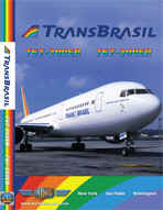 Just Planes DVD - TransBrasil