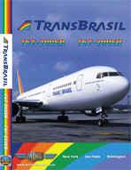 Just Planes DVD - TransBrasil