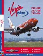 Just Planes DVD - Virgin Blue