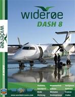 Just Planes DVD - Wideroe Dash 8