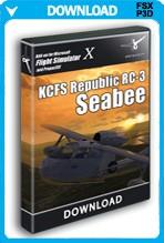 KCFS Republic RC-3 Seabee (FSX & P3D)
