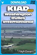 FlightBeam Washington Dulles International Airport (KIAD)