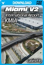 Miami International Airport V2 (KMIA)