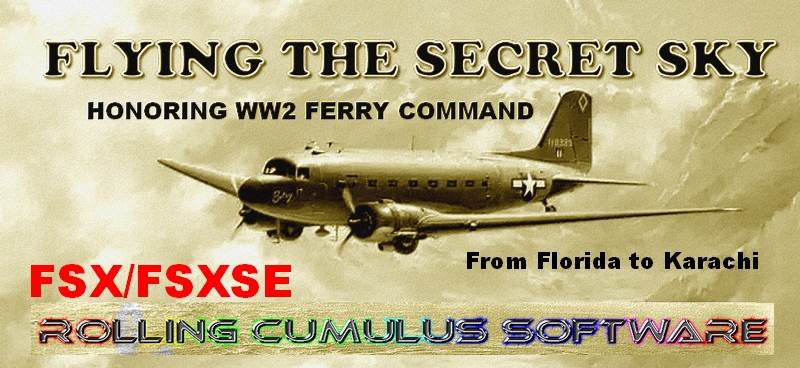 Flying The Secret Sky -JUNE SPECIAL