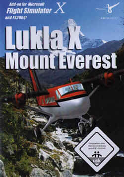 lukla x mount everest高清图片