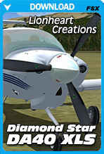 Diamond Star DA40 XLS