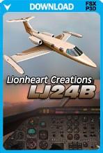 Lionheart Creations LJ24B (FSX+P3D)