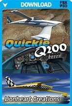 Lionheart Creations Quickie Q200 (FSX+P3D)