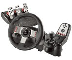 Logitech G27 Force Feedback Racing Wheel