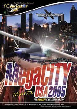 MegaCITY - Atlanta