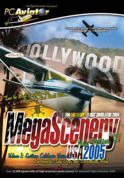 MegaScenery Vol 1: Southern California Version 2