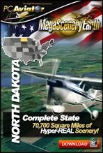 MegaSceneryEarth 2.0 - North Dakota Complete State