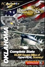 MegaSceneryEarth 2.0 - Oklahoma Complete State