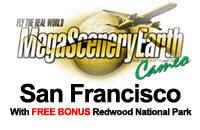 MegaSceneryEarth San Francisco & FREE Redwood National Park