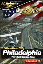 MegaSceneryEarth 2.0 - Ultra-Res Cities - Philadelphia