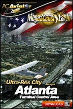 MegaSceneryEarth 2.0 - Ultra-Res Cities - Atlanta