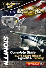 MegaSceneryEarth 2.0 - Illinois Complete State