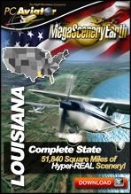 MegaSceneryEarth 2.0 - Louisiana Complete State