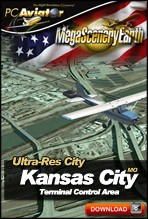 MegaSceneryEarth 2.0 - Ultra-Res Cities - Kansas City