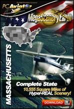 MegaSceneryEarth 2.0 - Massachusetts Complete State