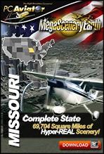 MegaSceneryEarth 2.0 - Missouri Complete State