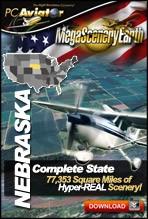 MegaSceneryEarth 2.0 - Nebraska Complete State