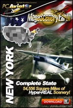 MegaSceneryEarth 2.0 - New York Complete State