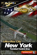 MegaSceneryEarth 2.0 - Ultra-Res Cities - New York