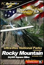 MegaSceneryEarth 2.0 Ultra-Res National Parks - Rocky Mountains