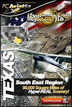 MegaSceneryEarth 2.0 - Texas South East