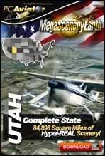 MegaSceneryEarth 2.0 - Utah Complete State