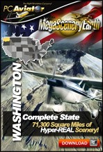 MegaSceneryEarth 2.0 - Washington Complete State