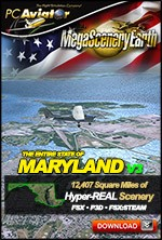 MegaSceneryEarth 3 - Maryland